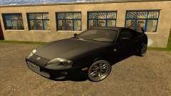 Toyota Supra Lambo pour GTA San Andreas