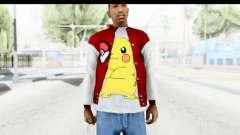 Jacket Pokemon Pokeball