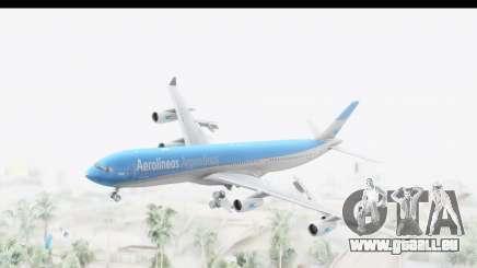 Airbus A340-300 Aerolineas Argentinas für GTA San Andreas