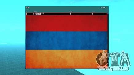 Sampgui Mouse Armenian Style V-2.0 für GTA San Andreas