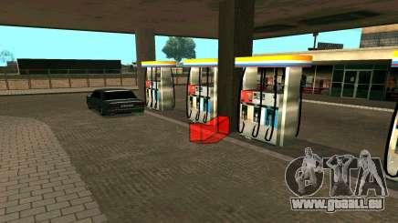 Nouveau jeton pour GTA San Andreas