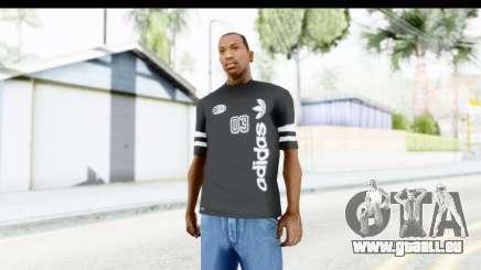 Adidas 03 T-Shirt für GTA San Andreas