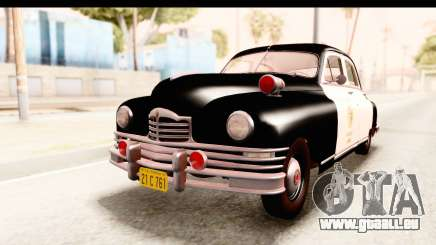 Packard Standart Eight 1948 Touring Sedan LAPD für GTA San Andreas