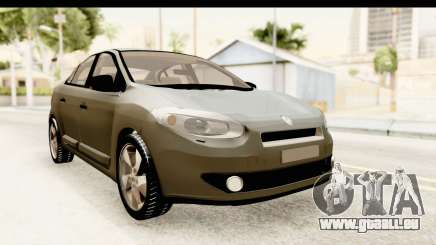 Renault Fluence v2 pour GTA San Andreas