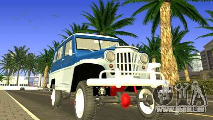 Jeep Station Wagon 1959 pour GTA San Andreas