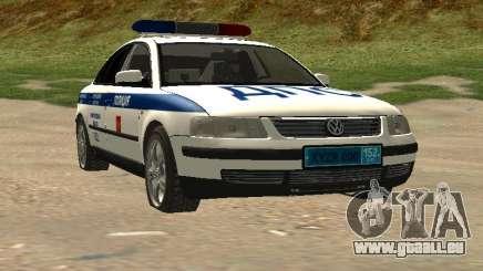 Volkswagen Passat ДПС pour GTA San Andreas