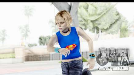Silent Hill 3 - Heather Sporty Super Girl pour GTA San Andreas
