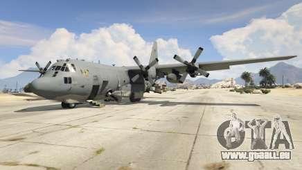 AC-130U Spooky II Gunship für GTA 5