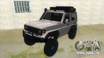 Toyota Machito Semi Off Road pour GTA San Andreas