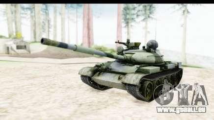T-62 Wood Camo v2 für GTA San Andreas