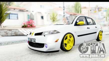 Renault Megane pour GTA San Andreas