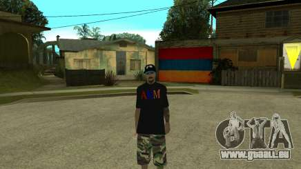 New Armenian Skin pour GTA San Andreas