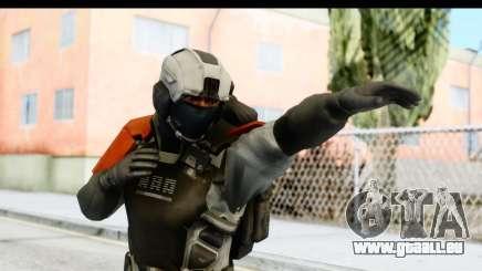Homefront The Revolution - KPA v3 Original für GTA San Andreas