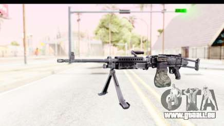M240 FSK No Scope Bipod pour GTA San Andreas
