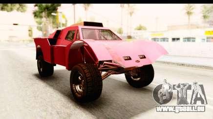 GTA 5 Desert Raid IVF pour GTA San Andreas