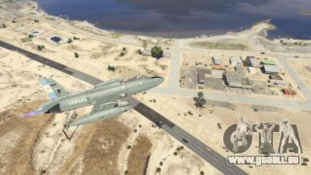 AT-26 Impala Xavante ARG pour GTA 5
