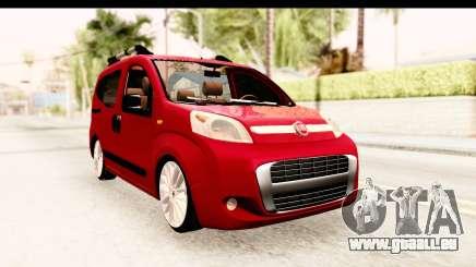 Fiat Fiorino v2 pour GTA San Andreas