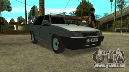 Vaz 21099 ARMNEIAN pour GTA San Andreas