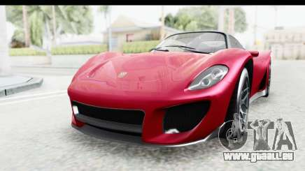 GTA 5 Pfister 811 with Mip Map pour GTA San Andreas