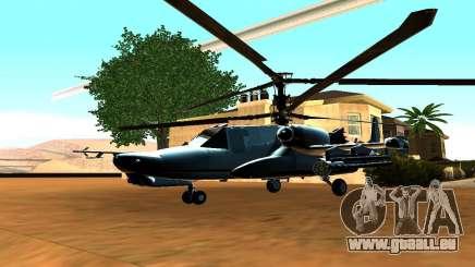 KA-50 Black Shark für GTA San Andreas