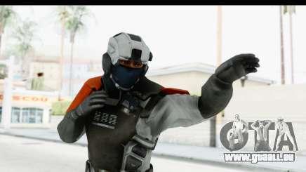 Homefront The Revolution - KPA v4 Original pour GTA San Andreas