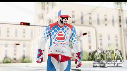 GTA 5 Online Cunning Stunts Skin 2 pour GTA San Andreas