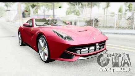 Ferrari F12 Berlinetta 2014 pour GTA San Andreas