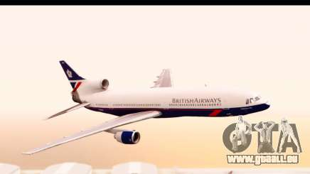 Lockheed L-1011-100 TriStar British Airways pour GTA San Andreas
