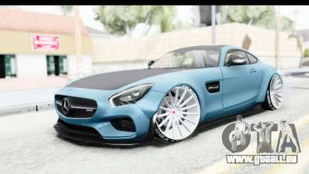Mercedes-Benz AMG GT Prior Design pour GTA San Andreas