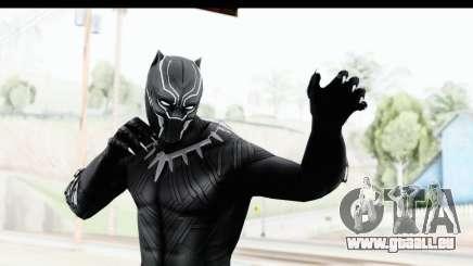 Marvel Heroes - Black Phanter (Civil War) pour GTA San Andreas
