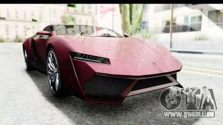 GTA 5 Pegassi Reaper v2 IVF pour GTA San Andreas