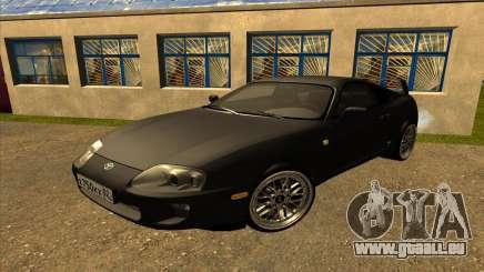 Toyota Supra Lambo für GTA San Andreas