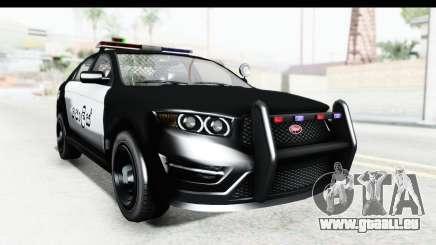 Sri Lanka Police Car v1 pour GTA San Andreas
