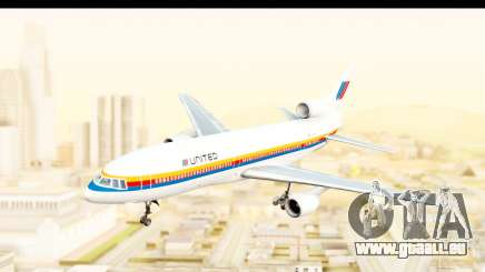 Lockheed L-1011-100 TriStar United Airlines pour GTA San Andreas