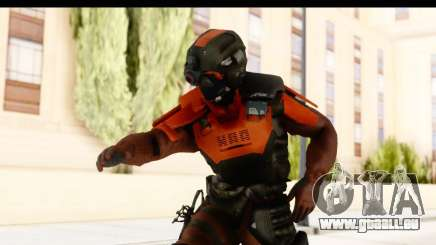 Homefront The Revolution - KPA v5 Red pour GTA San Andreas