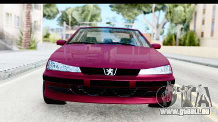 Peugeot 406 Light Tuning pour GTA San Andreas