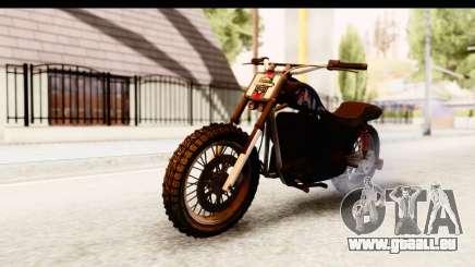 GTA 5 Western Cliffhanger Custom v2 IVF für GTA San Andreas