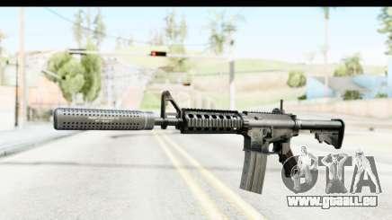 AR-15 Silenced pour GTA San Andreas