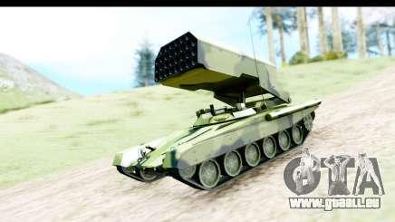TOS-1A für GTA San Andreas