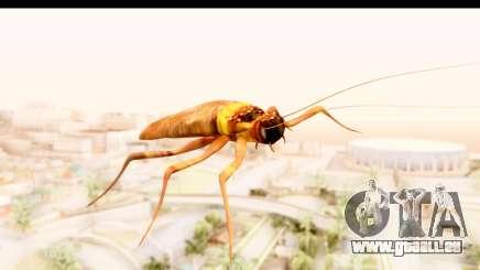 Flying Cockroach für GTA San Andreas