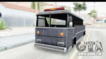 Towbus für GTA San Andreas