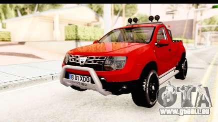 Dacia Duster Pickup für GTA San Andreas