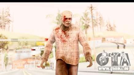 Left 4 Dead 2 - Zombie Shirt 2 pour GTA San Andreas