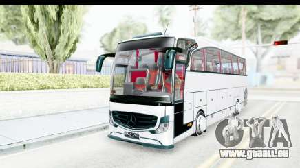 Mercedes-Benz Travego 2016 pour GTA San Andreas