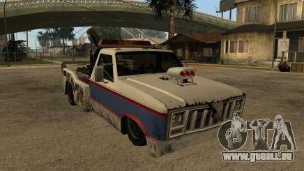 Nouvelle de remorquage pour GTA San Andreas