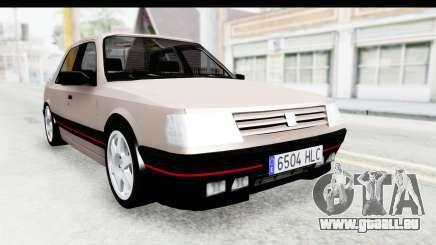 Peugeot 309 GTi für GTA San Andreas