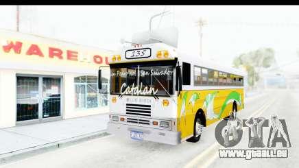 Ruta 135 Blanca für GTA San Andreas