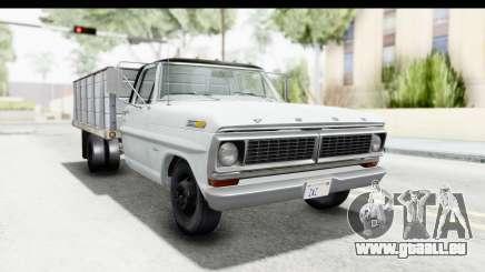 Ford F-350 Farm Truck 1970 pour GTA San Andreas