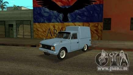 Moskwitsch 2715 Armenischen für GTA San Andreas