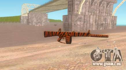 AA-12 für GTA San Andreas